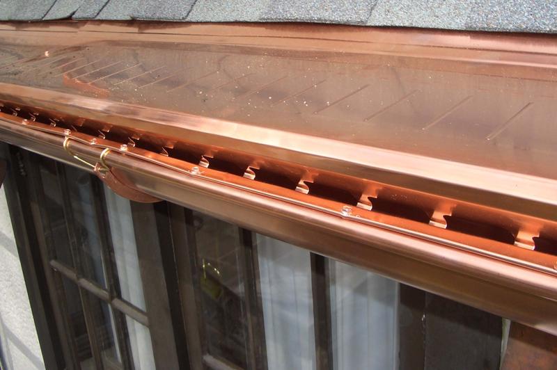 Gutter Guards New Jersey Amp New York Rain Amp Leaf Gutter