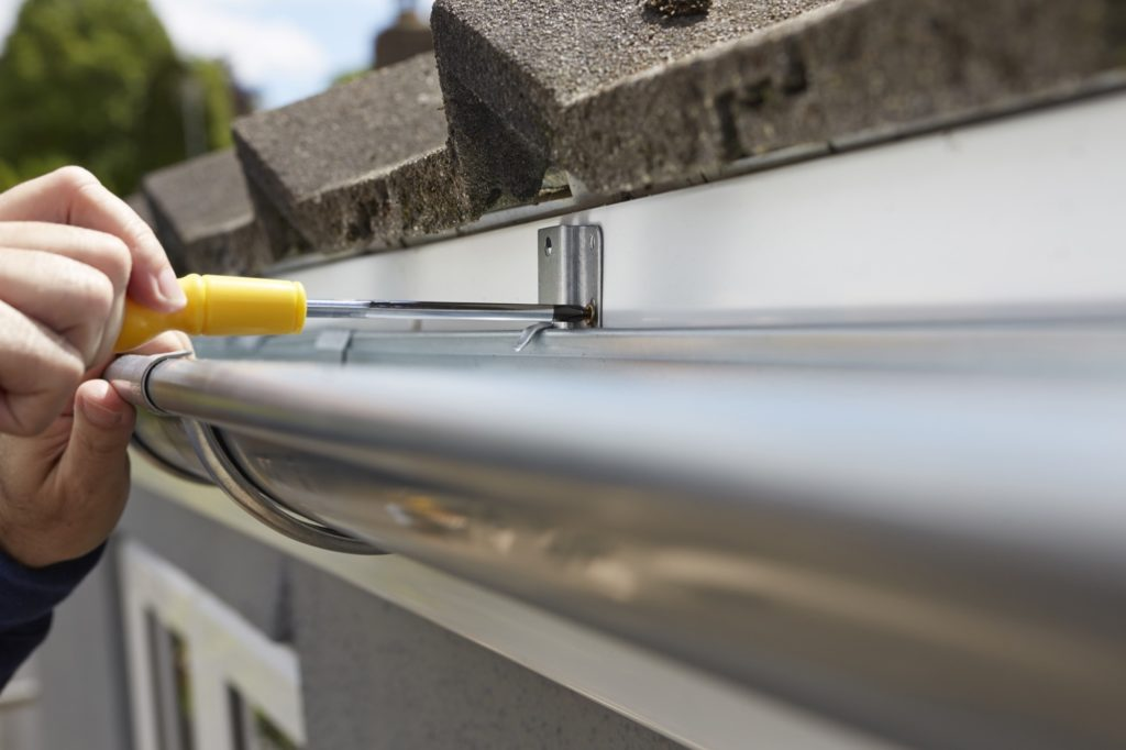 Professional gutter installation in New York