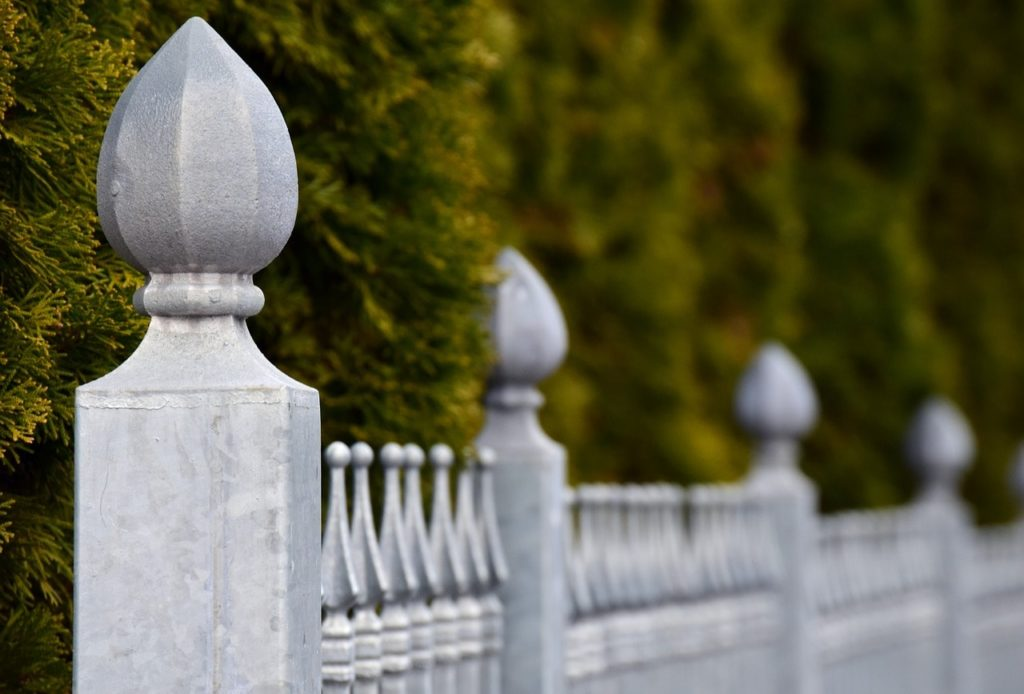 Adding a new fence is one of the best home improvements to increase value