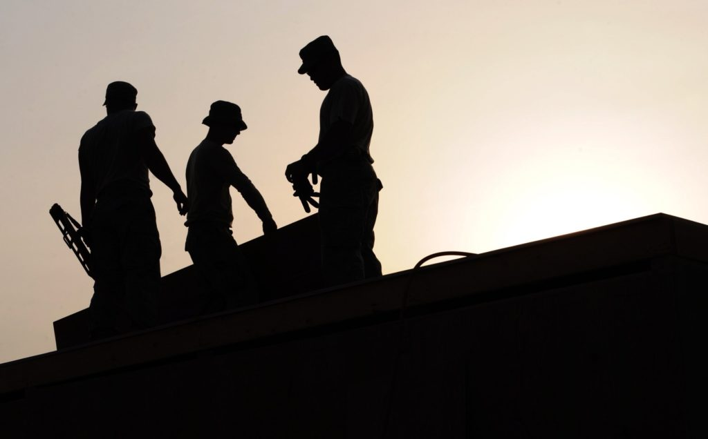 Questions to ask a roofer.
